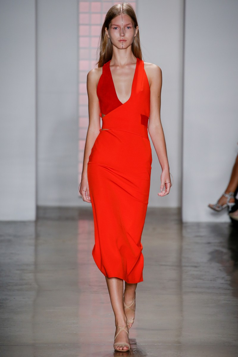 Dion Lee Ready To Wear SS 2016  NYFW (20)