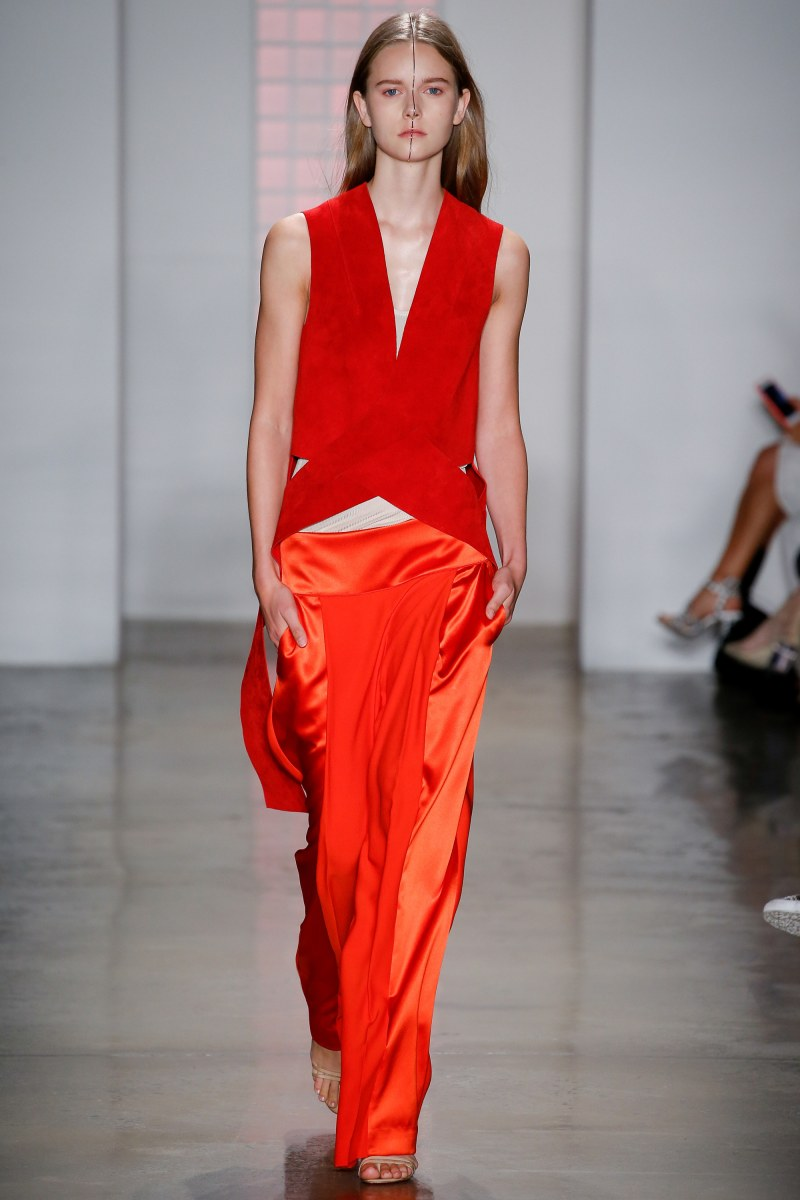 Dion Lee Ready To Wear SS 2016  NYFW (21)