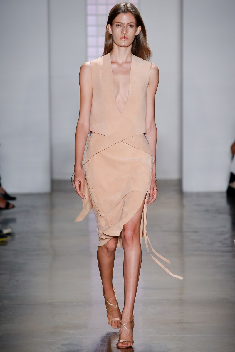 Dion Lee Ready To Wear SS 2016  NYFW (4)