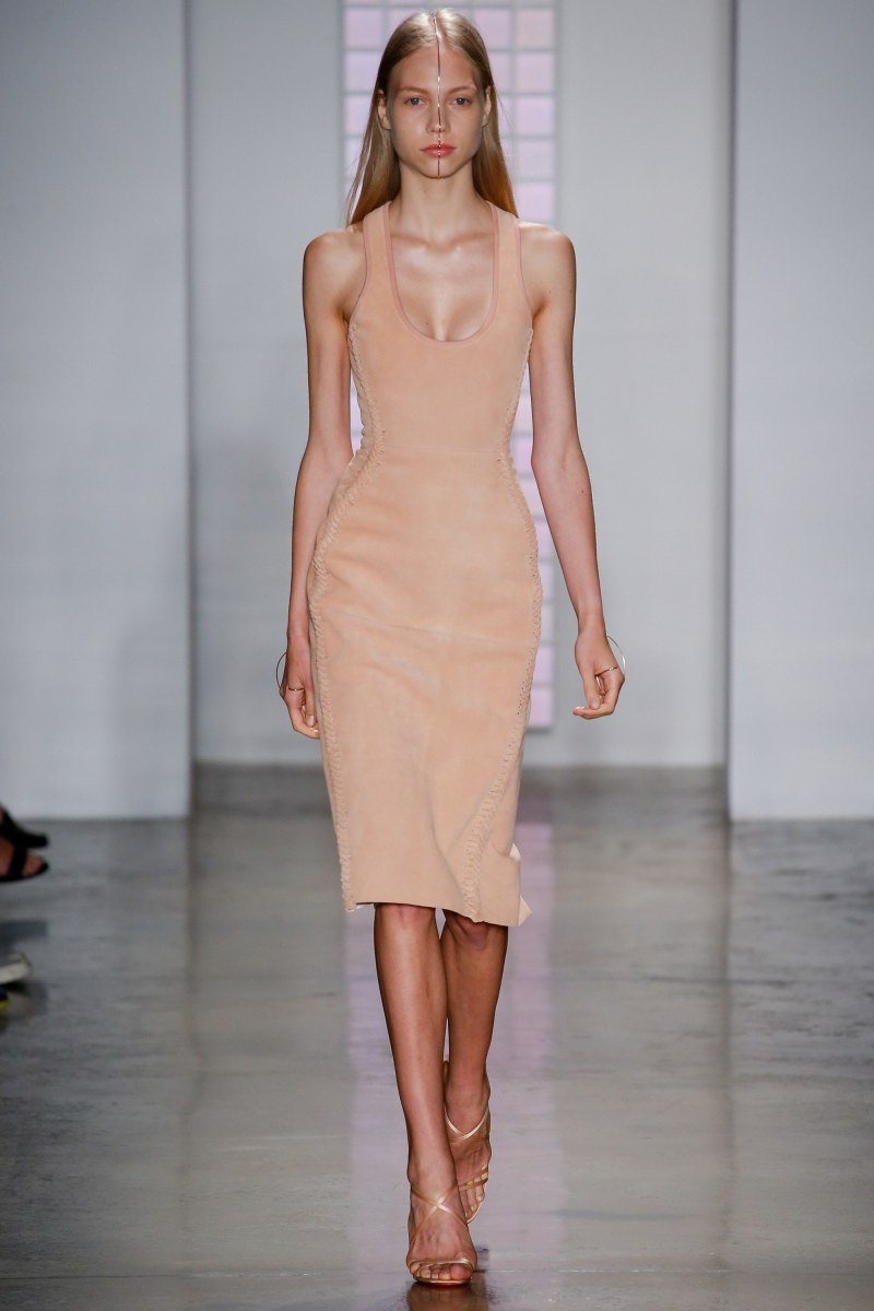 Dion Lee Ready To Wear SS 2016  NYFW (5)