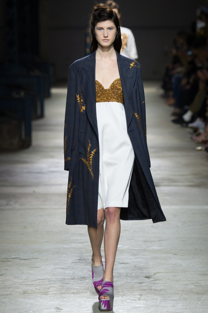 Dries Van Noten Ready To Wear SS 2016 PFW (1)