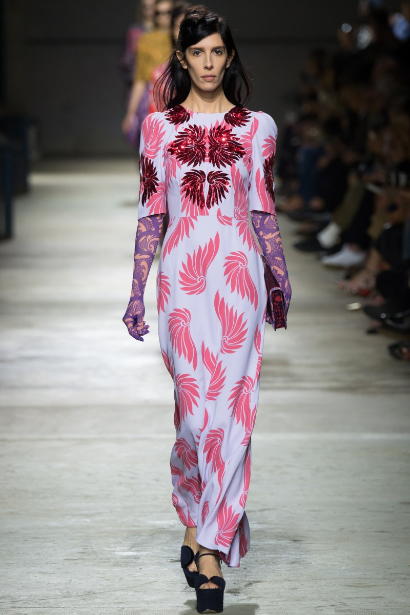 Dries Van Noten Ready To Wear SS 2016 PFW (25)