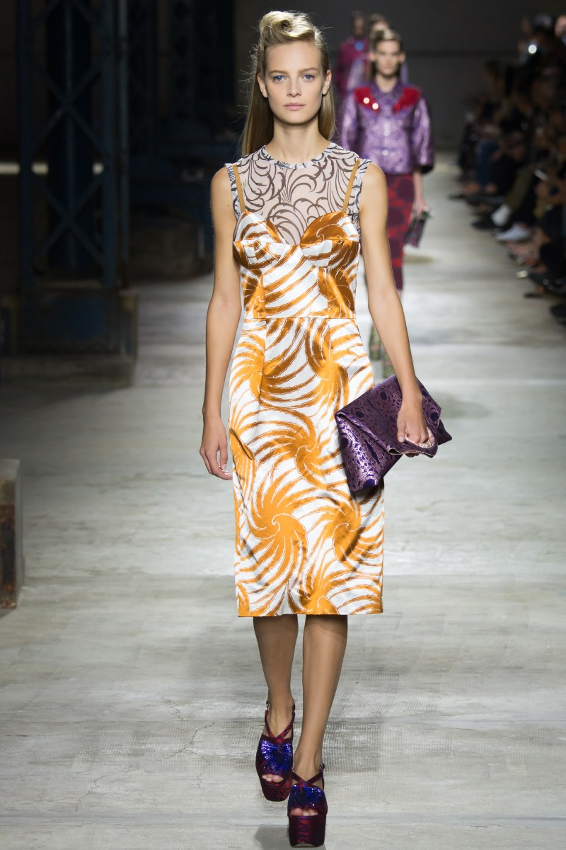 Dries Van Noten Ready To Wear SS 2016 PFW (31)