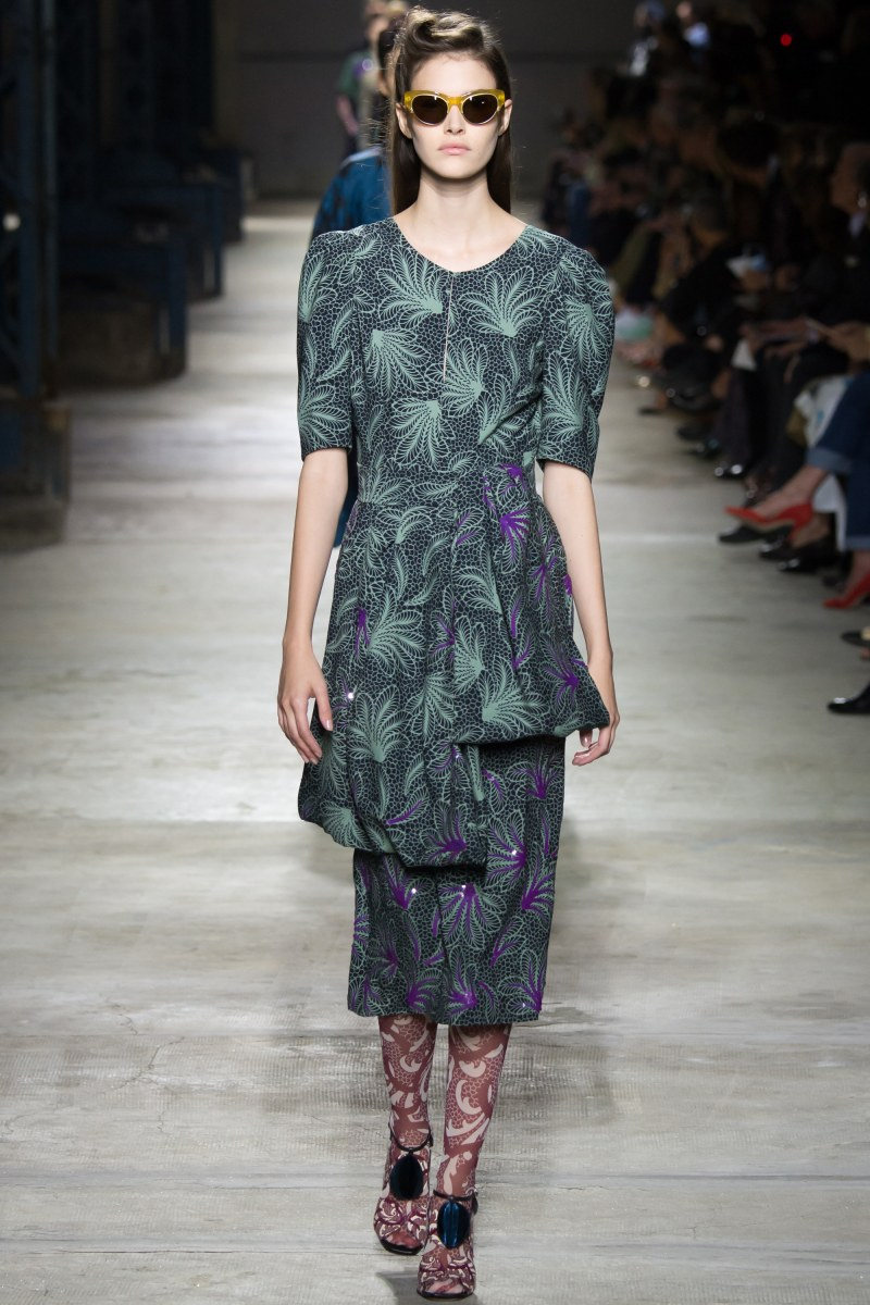 Dries Van Noten Ready To Wear SS 2016 PFW (41)