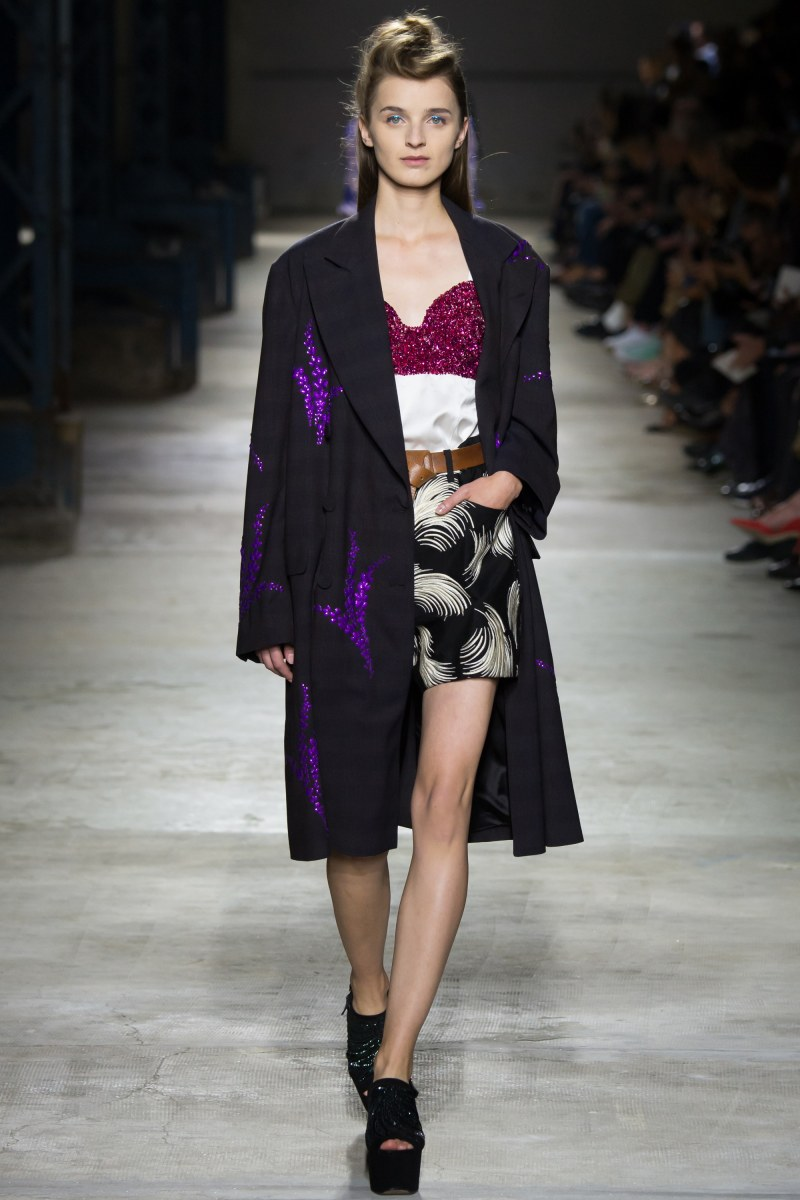 Dries Van Noten Ready To Wear SS 2016 PFW (45)