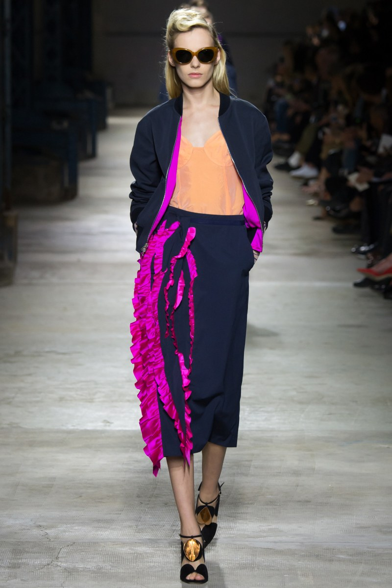 Dries Van Noten Ready To Wear SS 2016 PFW (53)