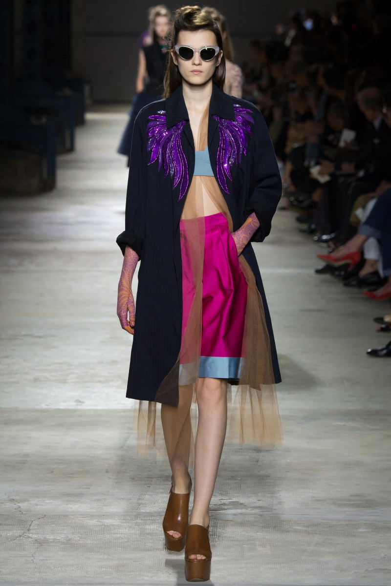 Dries Van Noten Ready To Wear SS 2016 PFW (55)