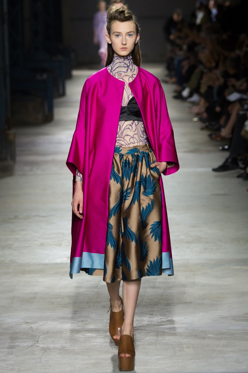 Dries Van Noten Ready To Wear SS 2016 PFW (6)
