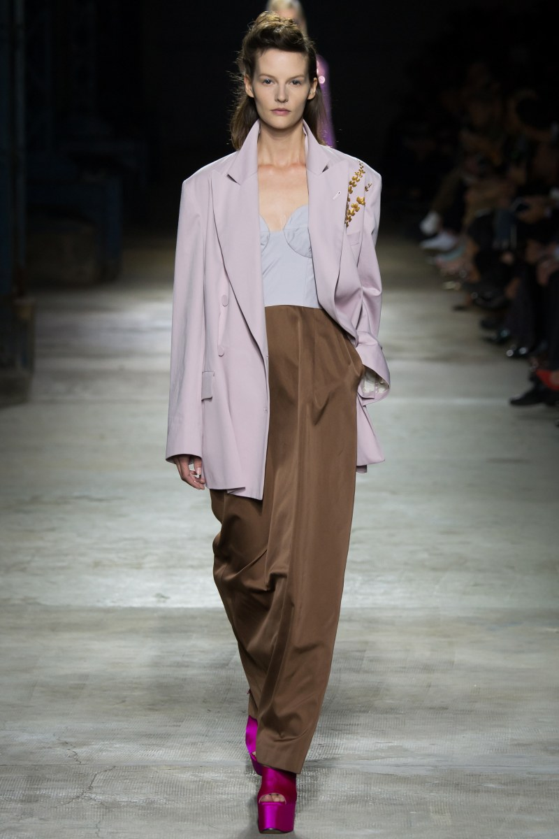 Dries Van Noten Ready To Wear SS 2016 PFW (61)