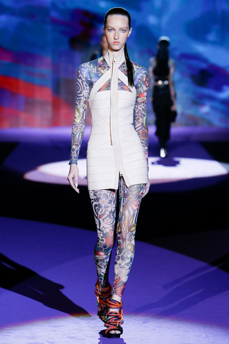 Dsquared2 Ready To Wear SS 2016 MFW (19)