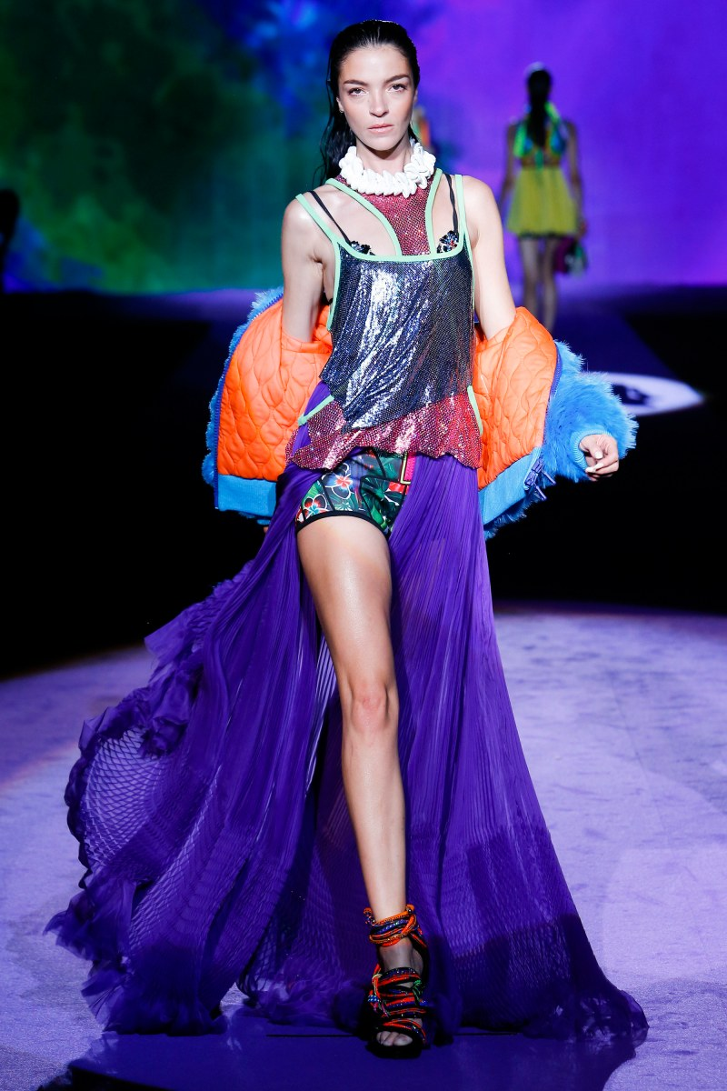 Dsquared2 Ready To Wear SS 2016 MFW (33)