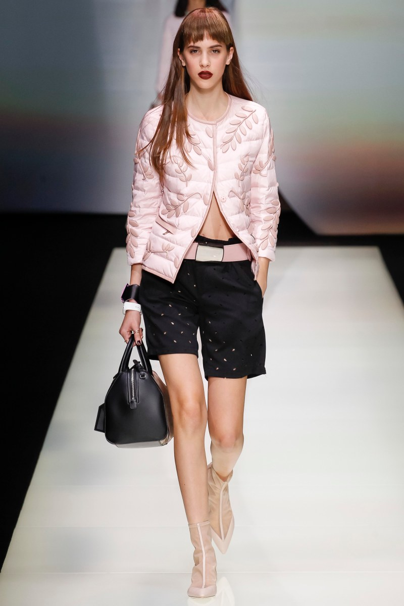 Emporio Armani Ready To Wear SS 2016 MFW (15)
