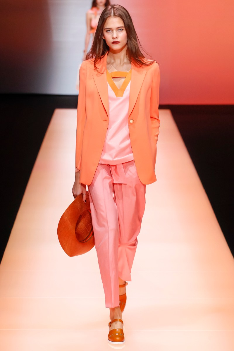 Emporio Armani Ready To Wear SS 2016 MFW (48)