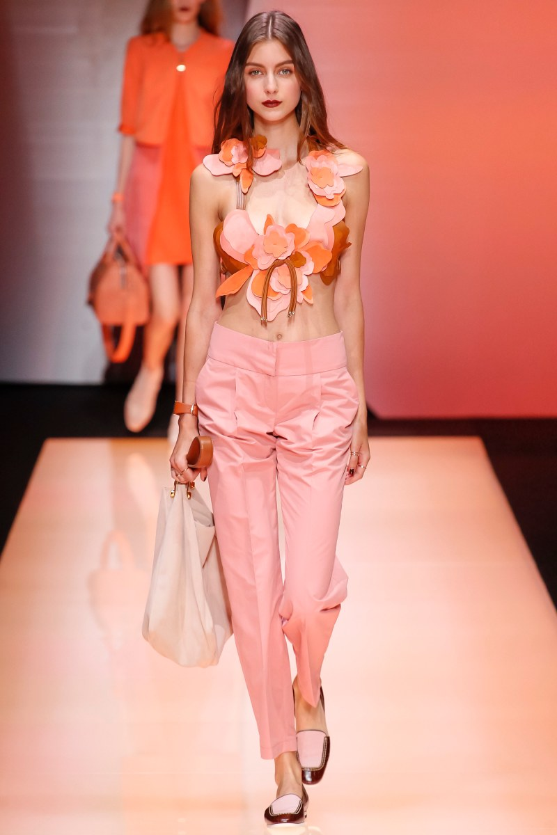 Emporio Armani Ready To Wear SS 2016 MFW (49)