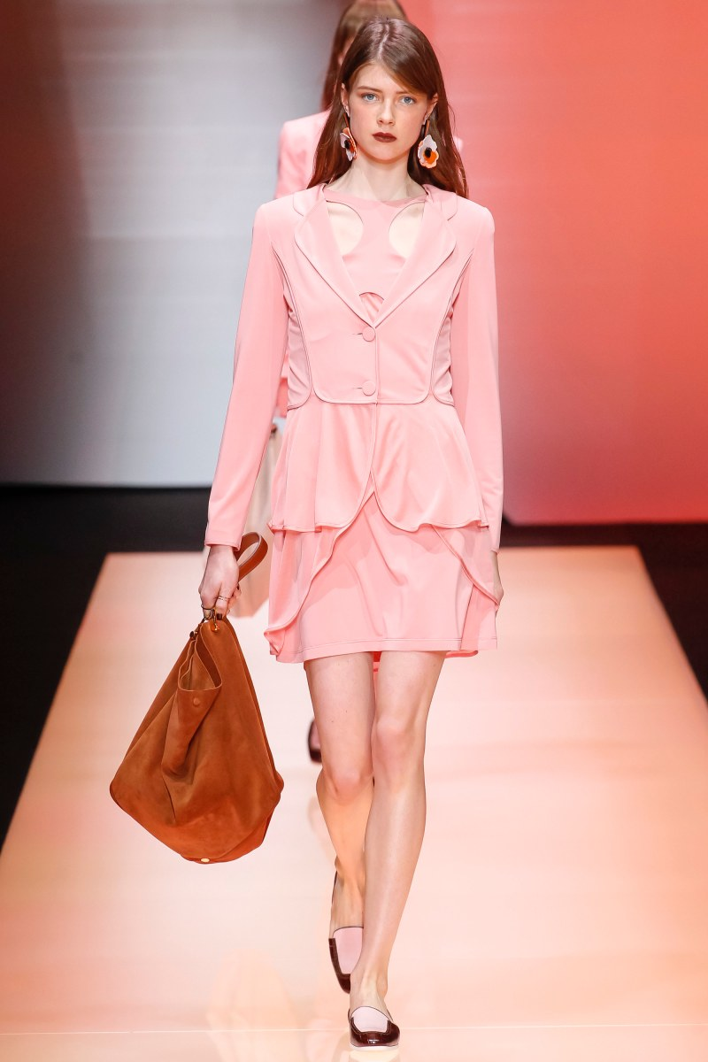 Emporio Armani Ready To Wear SS 2016 MFW (51)