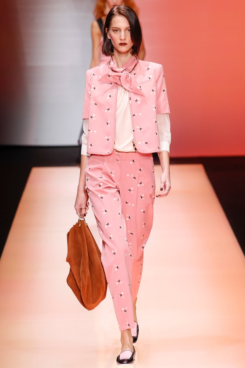 Emporio Armani Ready To Wear SS 2016 MFW (53)