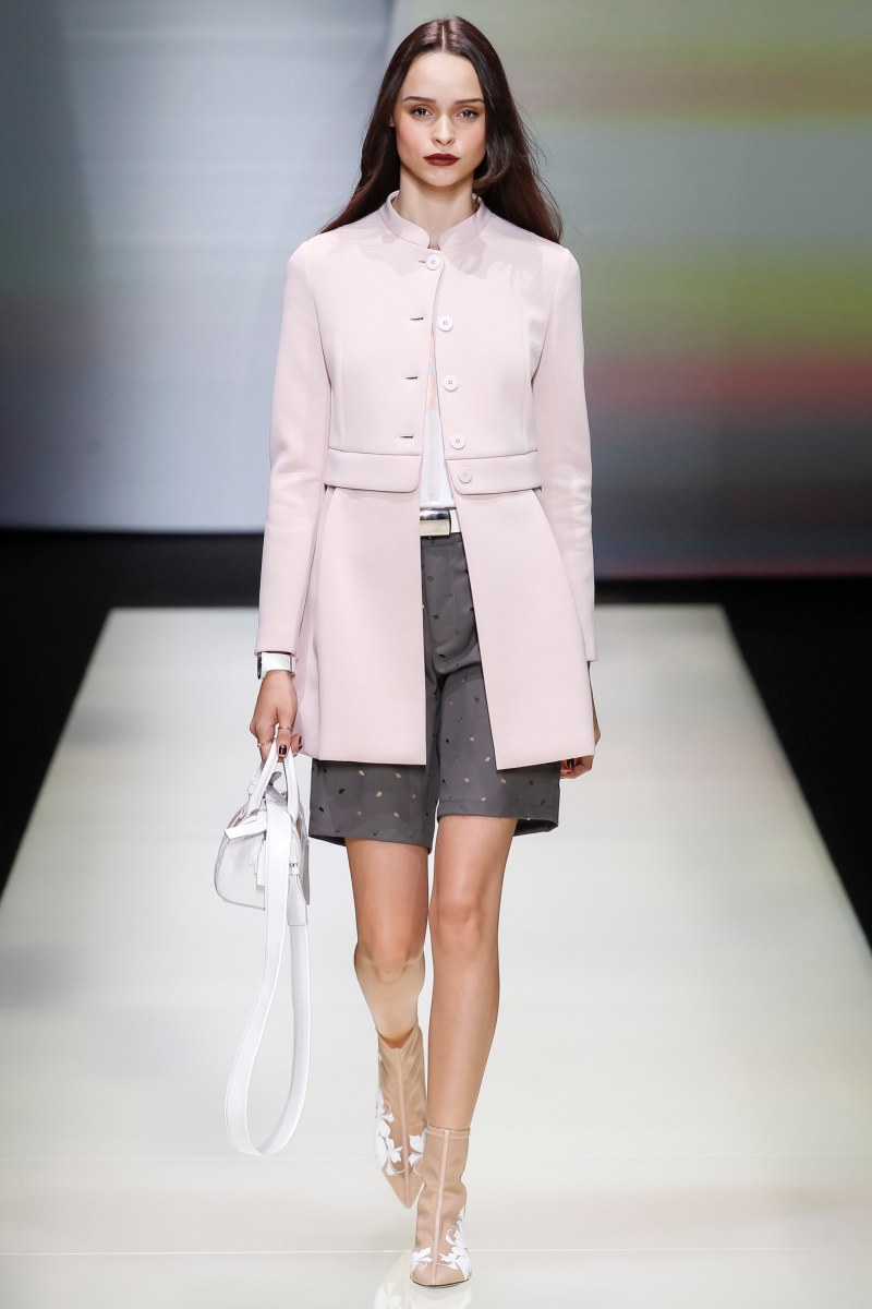 Emporio Armani Ready To Wear SS 2016 MFW (6)