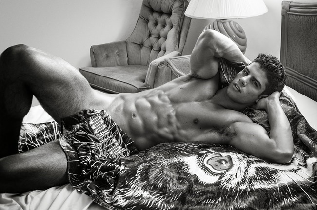 FRANKIE CAMMARATA by photographer SCOTT TEITLER