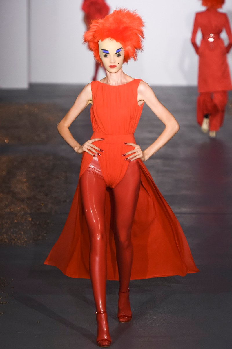 Gareth Pugh Ready To Wear SS 2016 LFW (9)