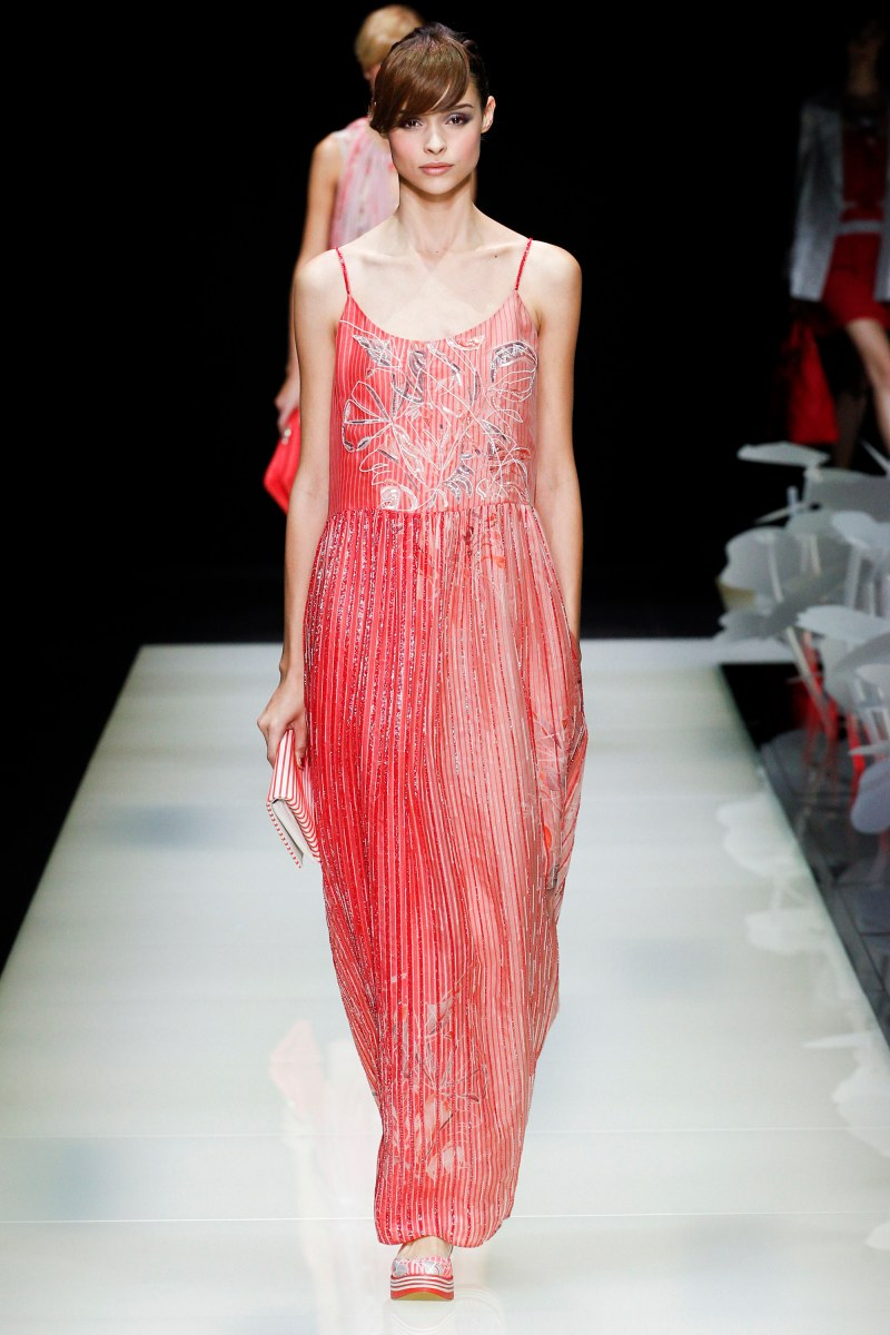 Giorgio Armani Ready To Wear SS 2016 MFW (18)