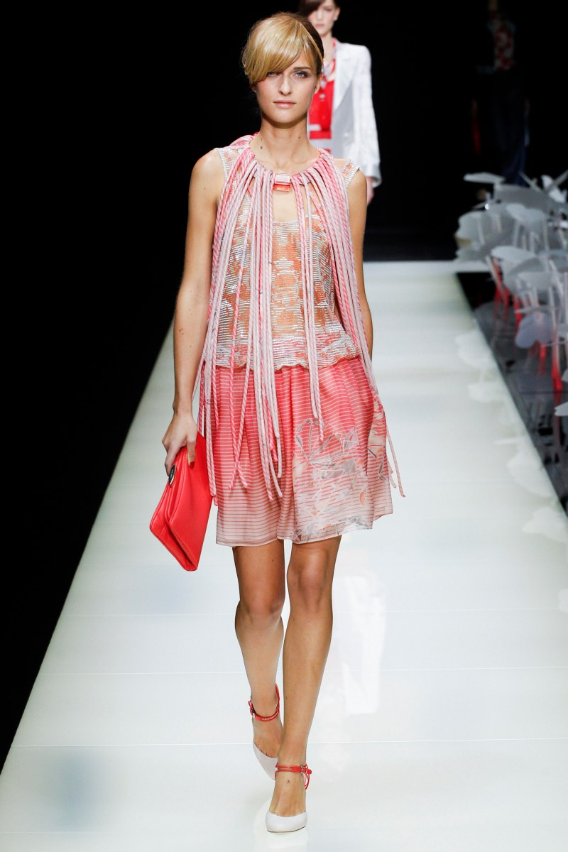 Giorgio Armani Ready To Wear SS 2016 MFW (19)