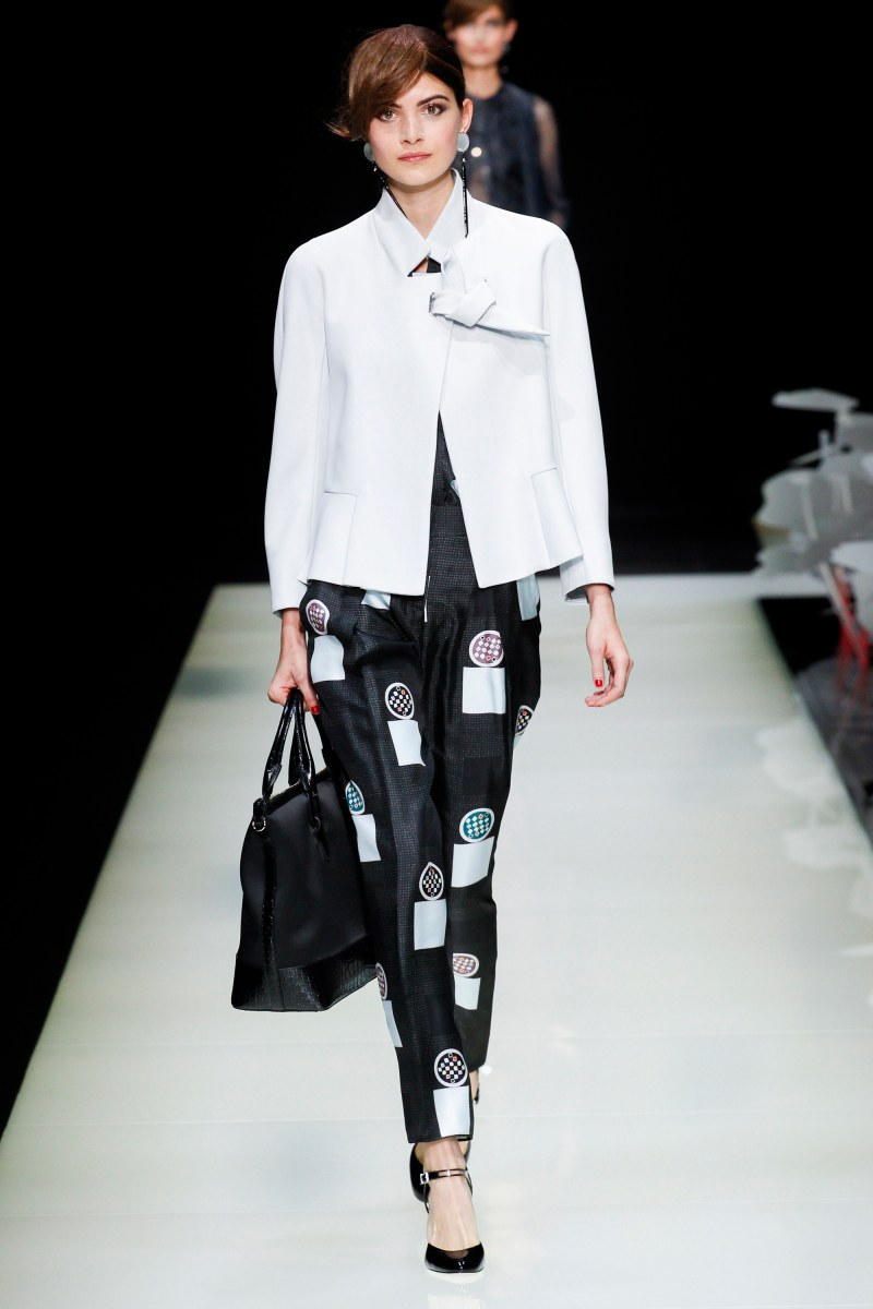 Giorgio Armani Ready To Wear SS 2016 MFW (27)