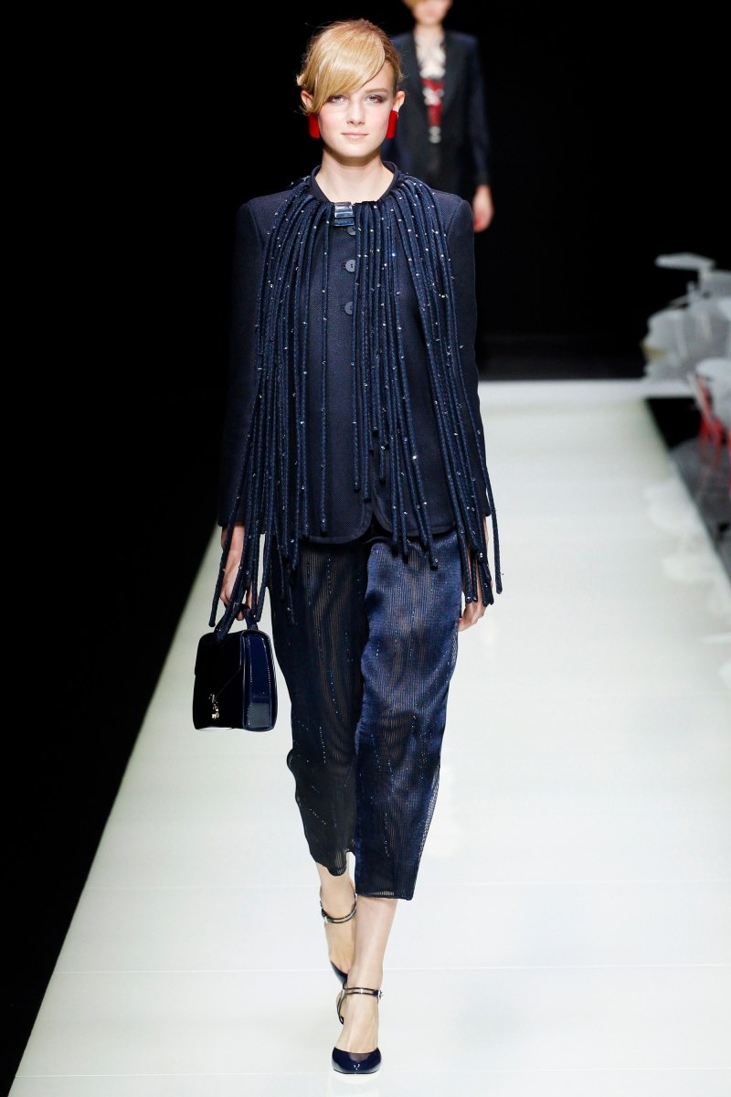 Giorgio Armani Ready To Wear SS 2016 MFW (30)