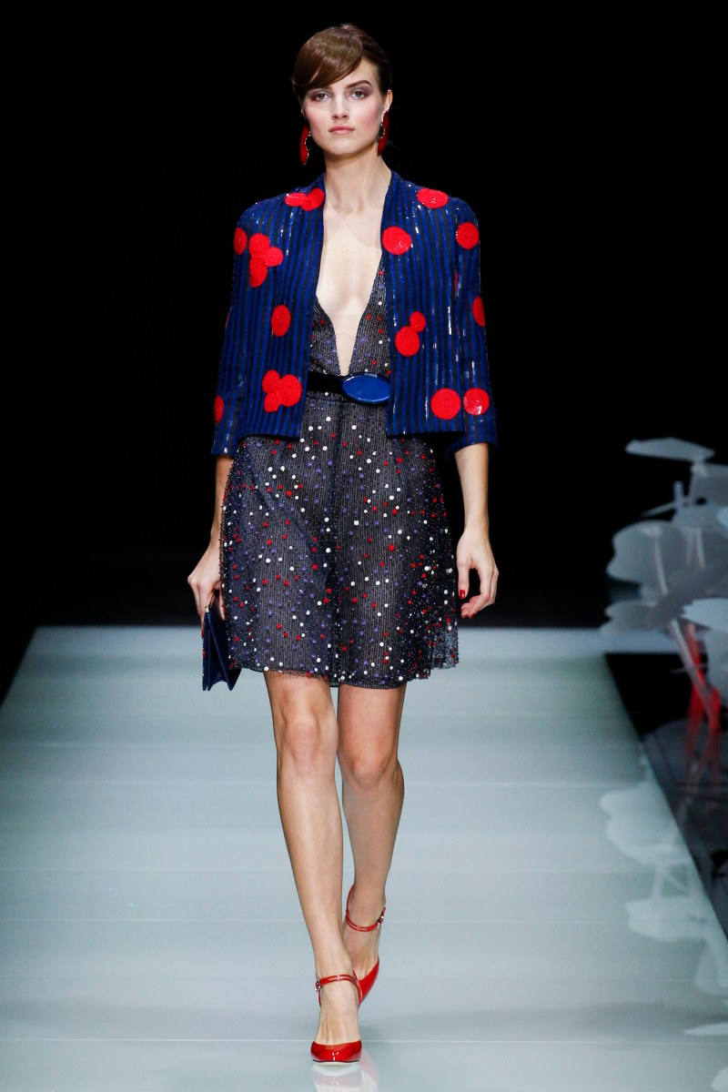 Giorgio Armani Ready To Wear SS 2016 MFW (43)