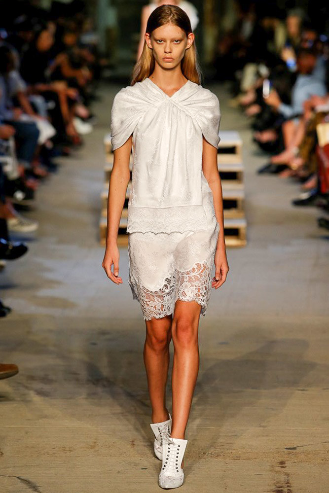 Givenchy Ready To Wear SS 2016 NYFW (17)