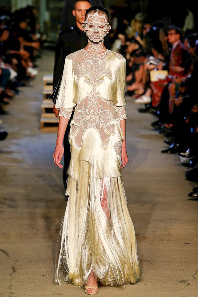 Givenchy Ready To Wear SS 2016 NYFW (46)