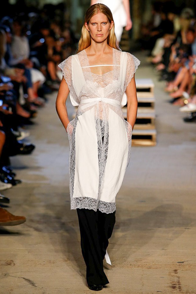 Givenchy Ready To Wear SS 2016 NYFW (64)