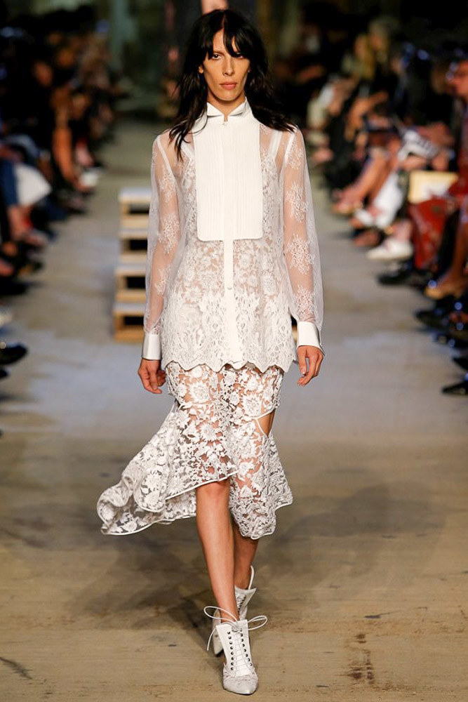 Givenchy Ready To Wear SS 2016 NYFW (73)