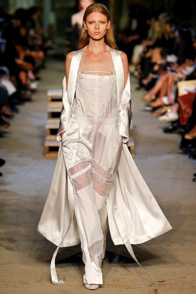 Givenchy Ready To Wear SS 2016 NYFW (79)
