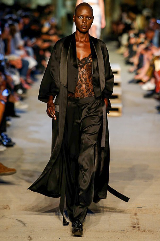 Givenchy Ready To Wear SS 2016 NYFW (8)