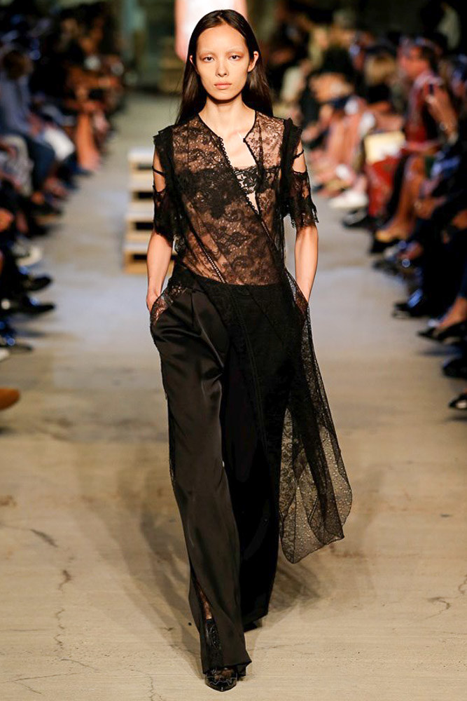 Givenchy Ready To Wear SS 2016 NYFW (86)