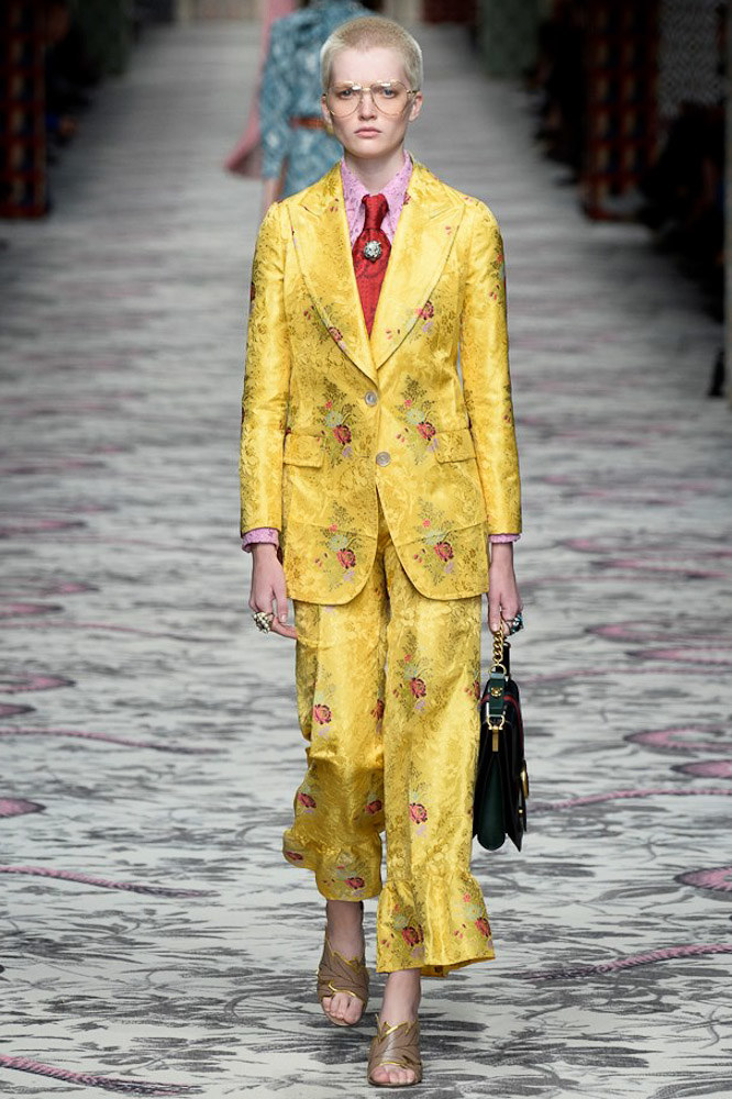 Gucci Ready To Wear SS 2016 MFW (14)