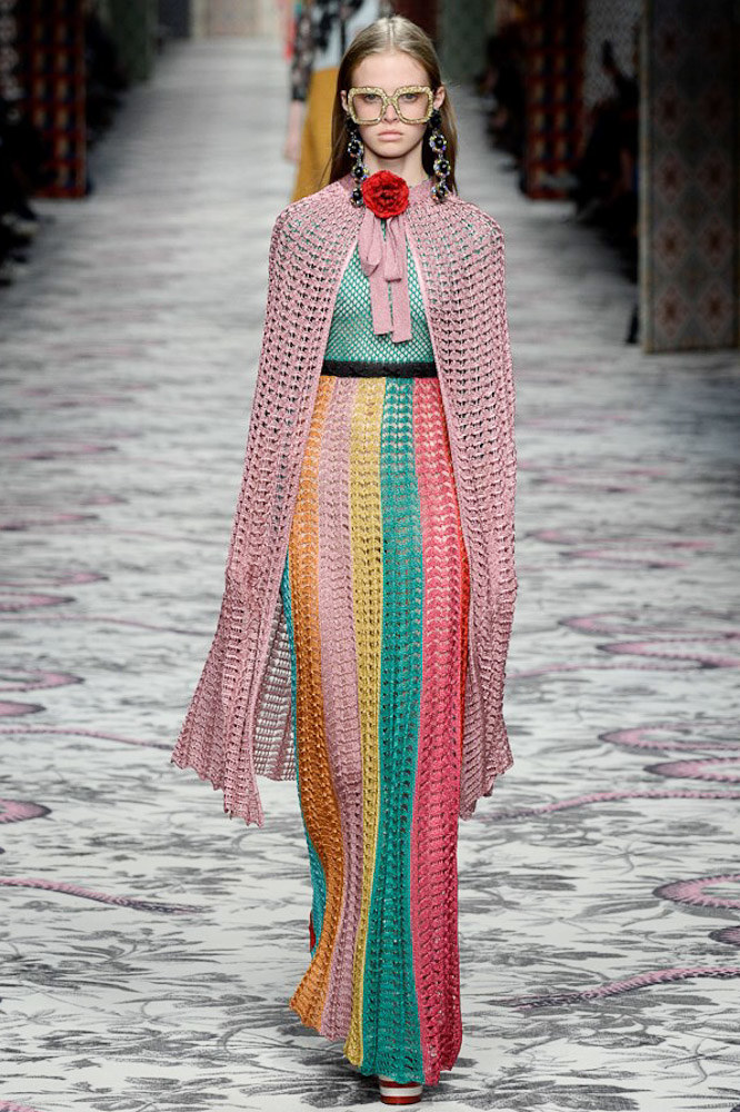 Gucci Ready To Wear SS 2016 MFW (16)