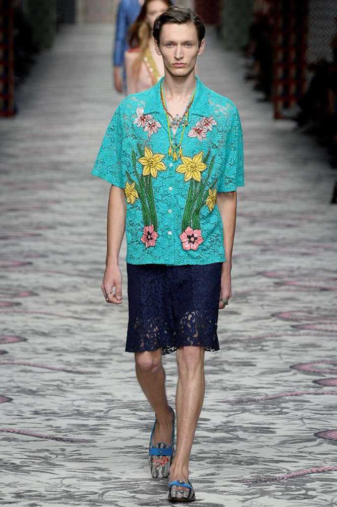Gucci Ready To Wear SS 2016 MFW (19)