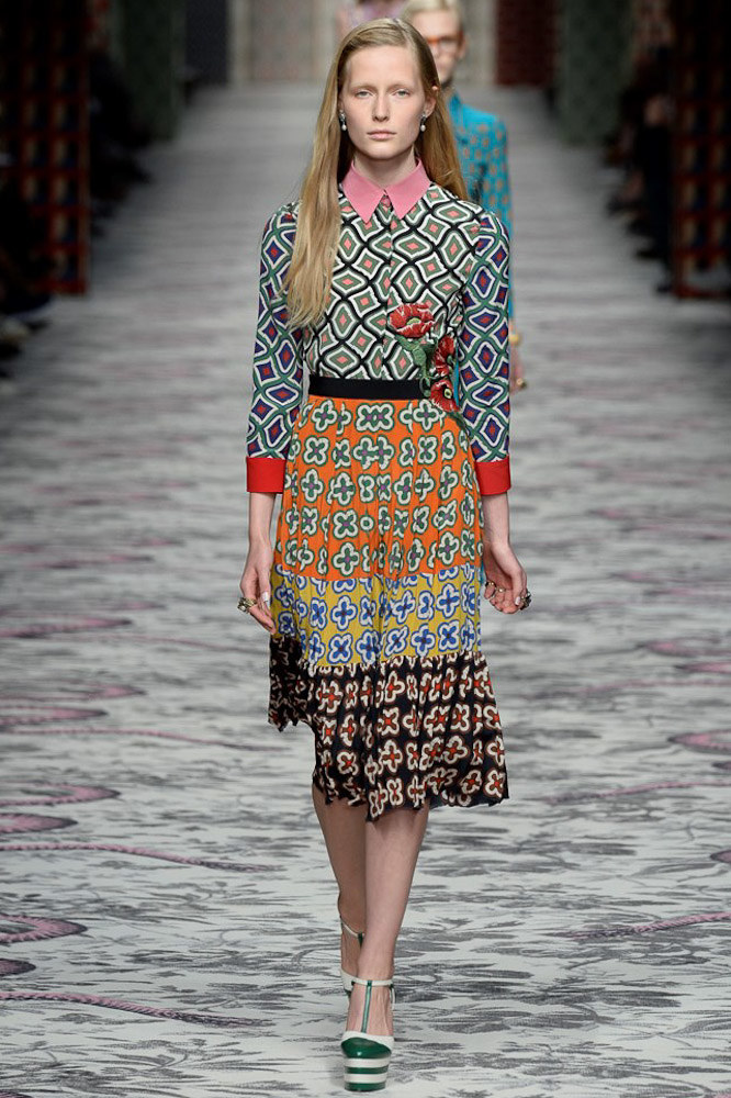 Gucci Ready To Wear SS 2016 MFW (36)