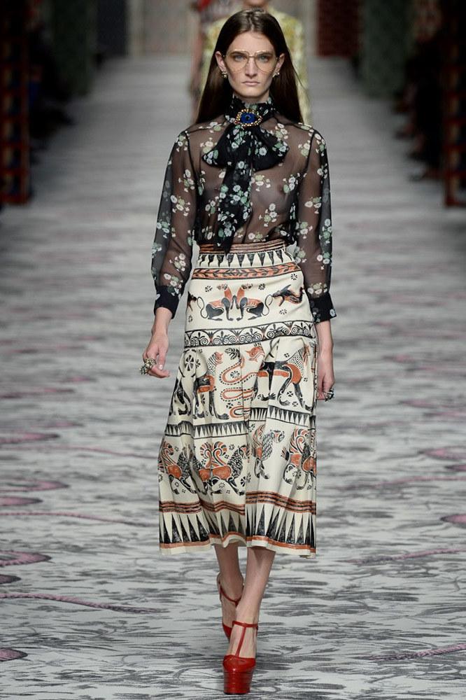 Gucci Ready To Wear SS 2016 MFW (47)