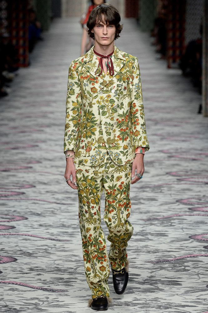 Gucci Ready To Wear SS 2016 MFW (48)