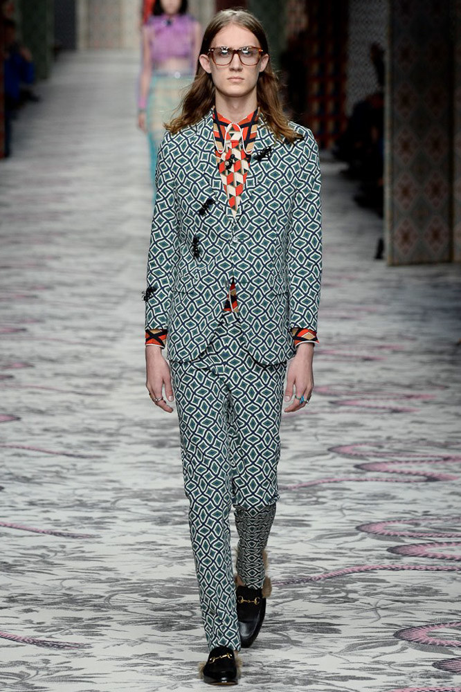 Gucci Ready To Wear SS 2016 MFW (56)