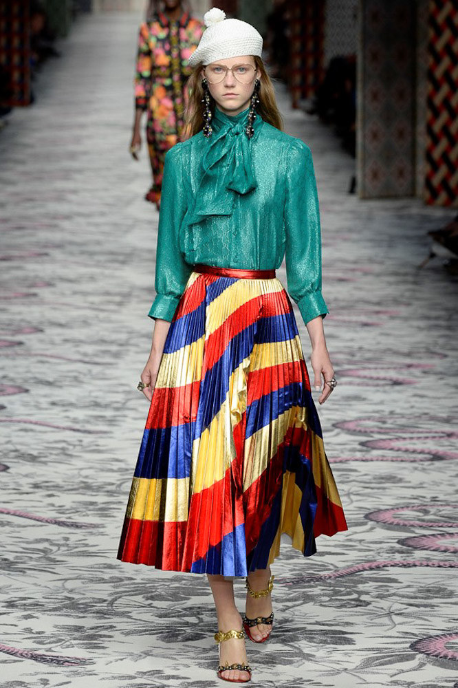 Gucci Ready To Wear SS 2016 MFW (62)
