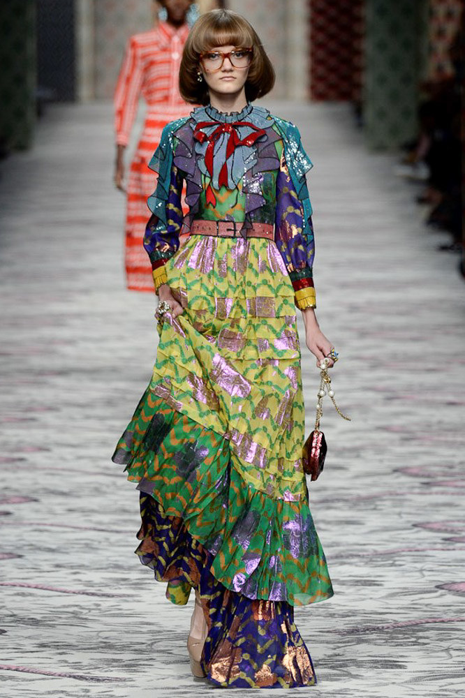 Gucci Ready To Wear SS 2016 MFW (7)