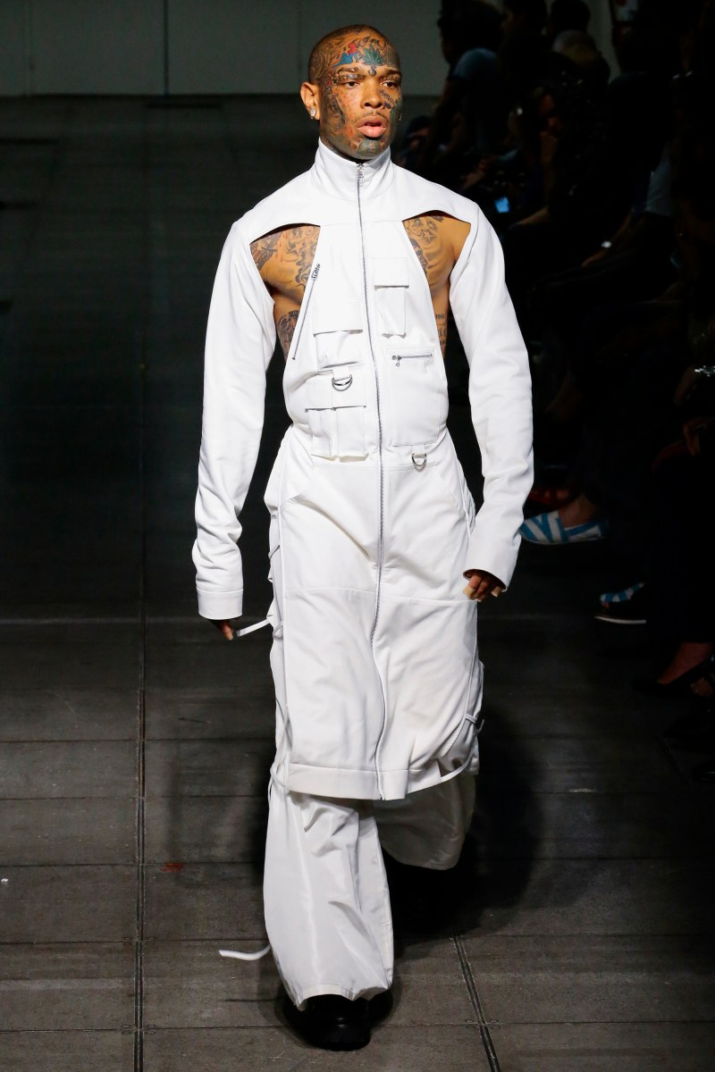 Hood by Air Ready To Wear SS 2016 NYFW (32)