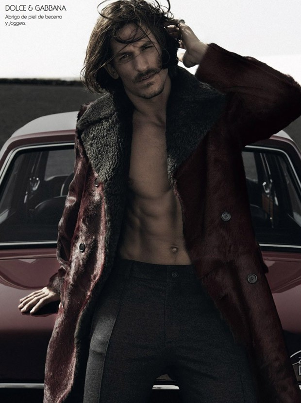 Jarrod Scott by Alvaro Beamud Cortes