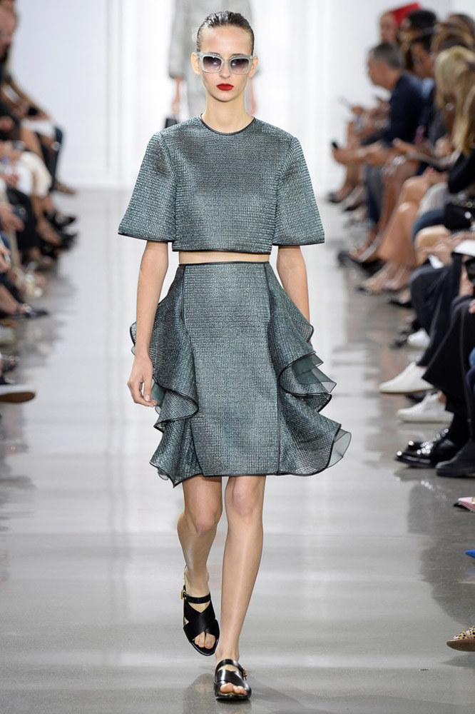 Jason Wu Ready To Wear SS 2016 NYFW (13)
