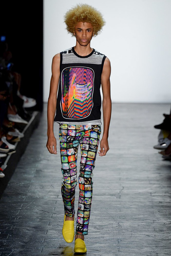 Jeremy Scott Ready To Wear SS 2016 NYFW (18)