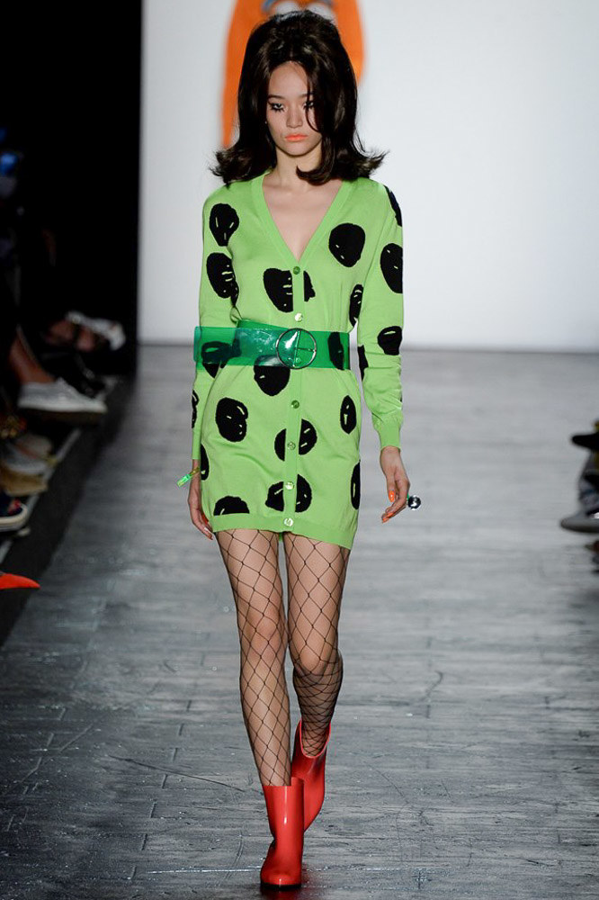 Jeremy Scott Ready To Wear SS 2016 NYFW (27)