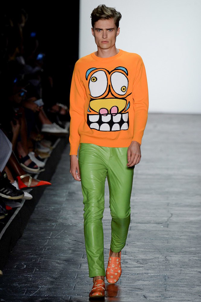 Jeremy Scott Ready To Wear SS 2016 NYFW (28)